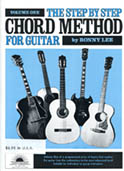 Step By Step Chord Method, Volume 1
